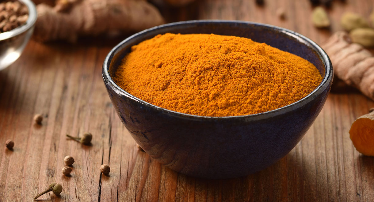 Curcumin Helps To Fight Allergies
