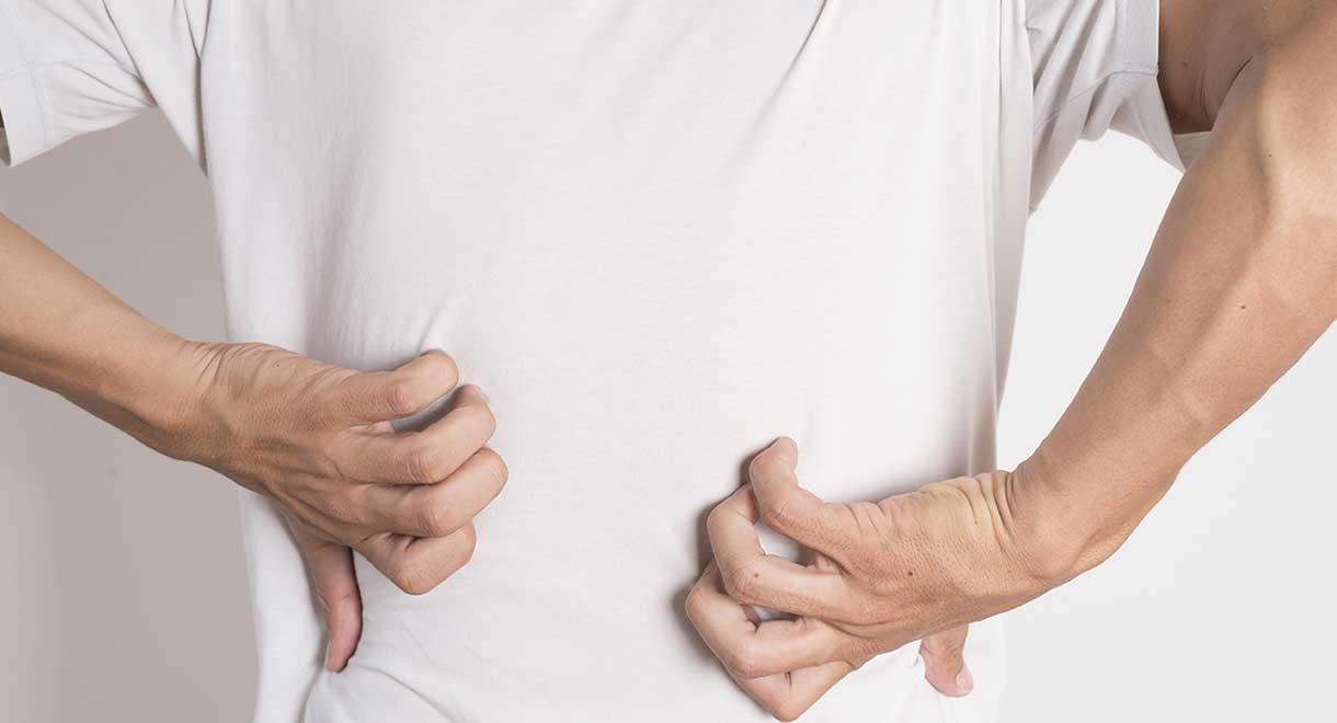 Case Study: Psoriasis And A Fatty Liver