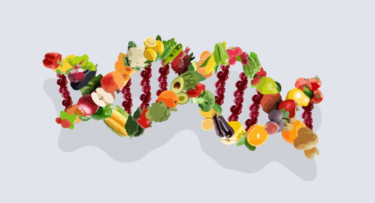 Nutrients Can Help Your Genes