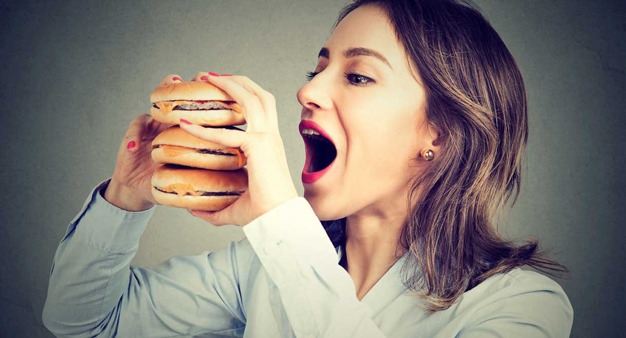 What To Do When You Can't Stop Eating