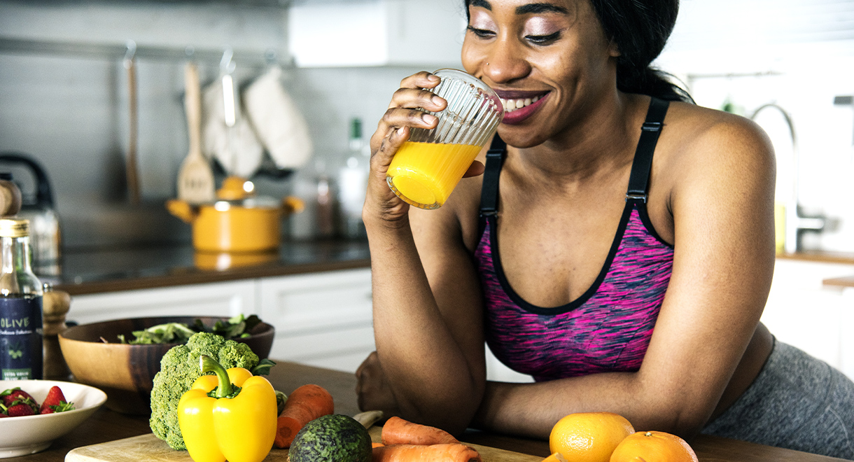 Prevent Winter Weight Gain With A Cleanse